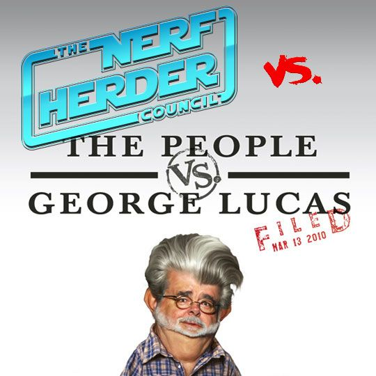 "NHC: February 26, 2017 - NHC vs. ""The People vs. George Lucas"""