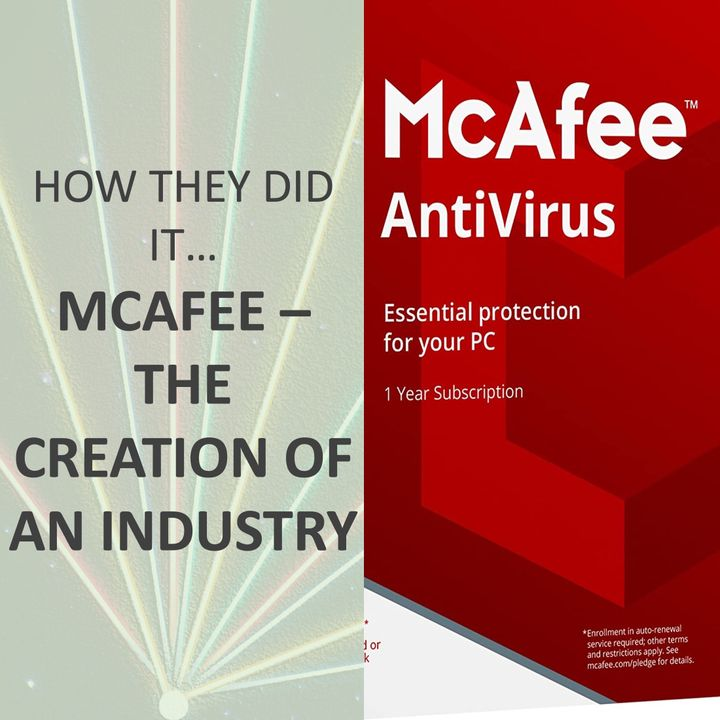 How they did it... McAfee