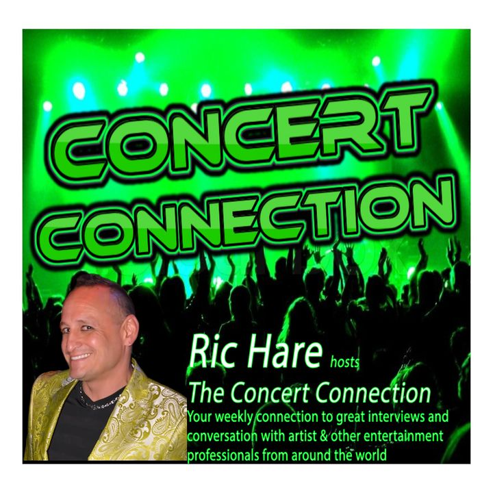 PMC CC hosted by Ric Hare Jun 6 - Jun 9 2019 co-host this episode Basket Case lead singer Mike Rose