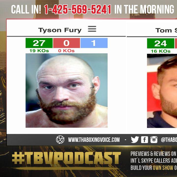 ☎️Tyson Fury next Opponent👀Rumored Undefeated Heavyweight Tom Schwarz😱🤔