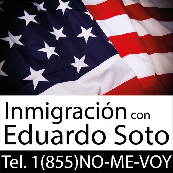 Inmigración con Eduardo Soto
