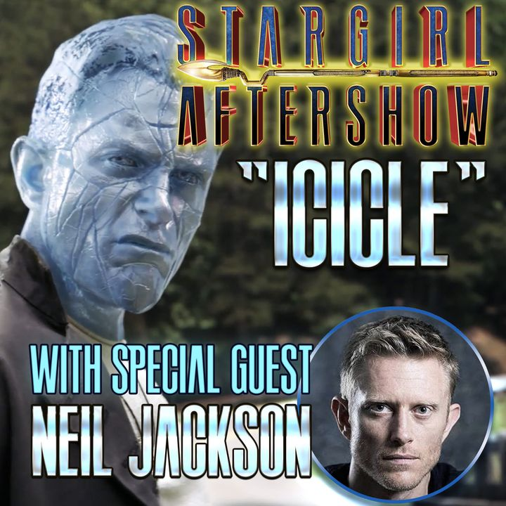 """""""Icicle"""" with guest Neil Jackson"""