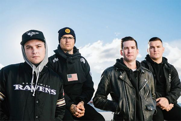 THE AMITY AFFLICTION Prepare To DOWNLOAD