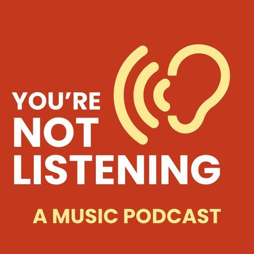 Horror Scores & Soundtracks w/ Shaun From You're Not Listening!