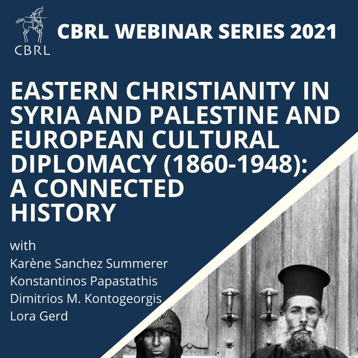 Eastern Christianity in Syria and Palestine