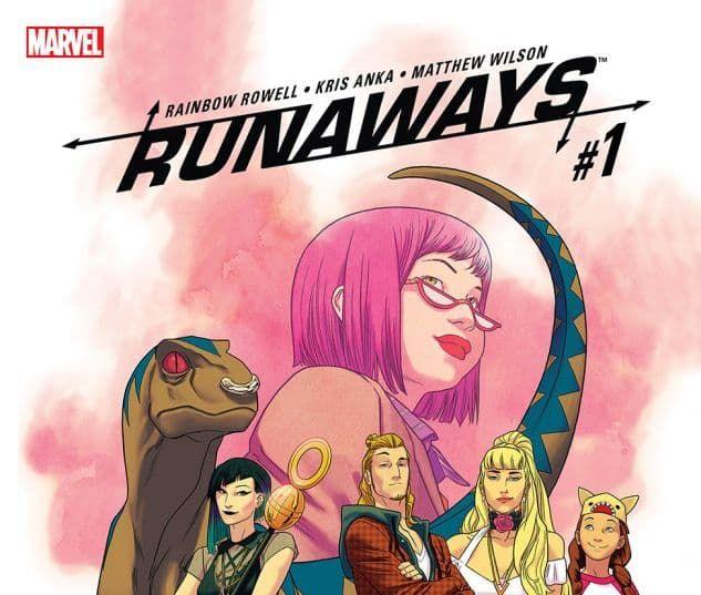 Source Material #254 - Runaways 1-6 (Marvel, 2017)