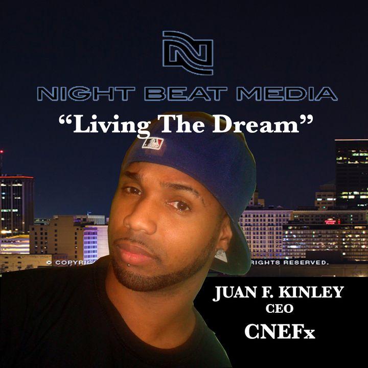"Juan F. Kinley ""Breaks down Cause-N-Effects, The New Hustle Economy"""