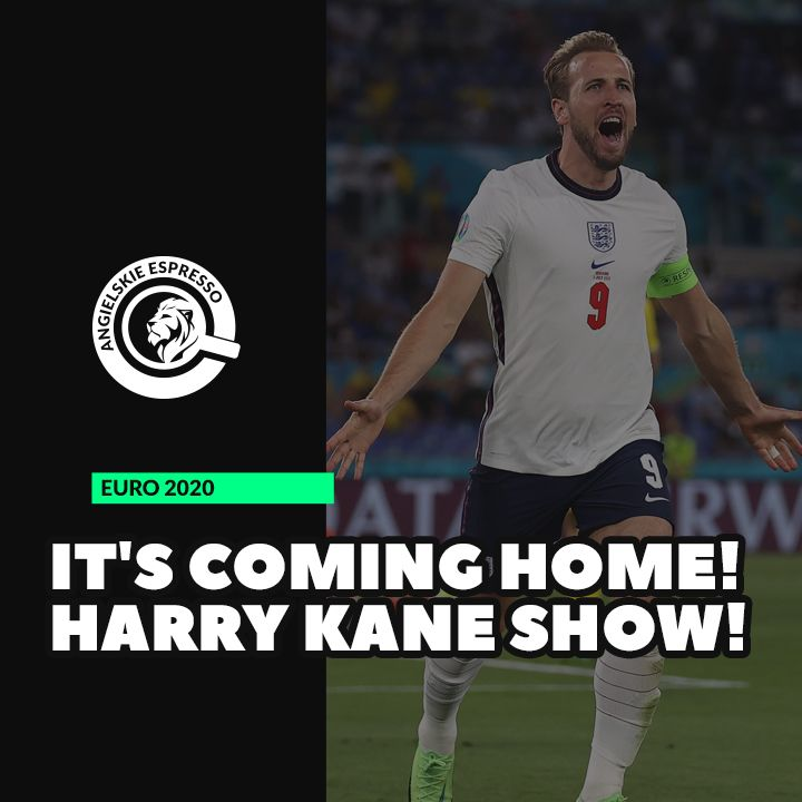 It's coming home! Harry Kane show!