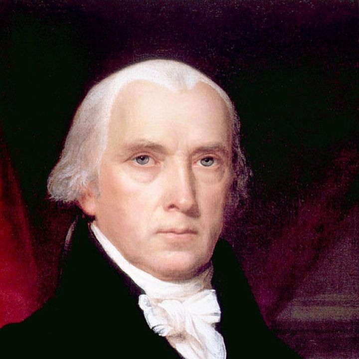 A chat about James Madison, constitution, and todays presidential elections with Dr. Uzzell