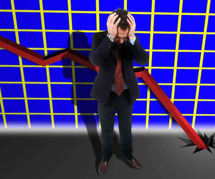 Borse appese ad un filo: si crolla? Eur/Usd compromesso, e ora?