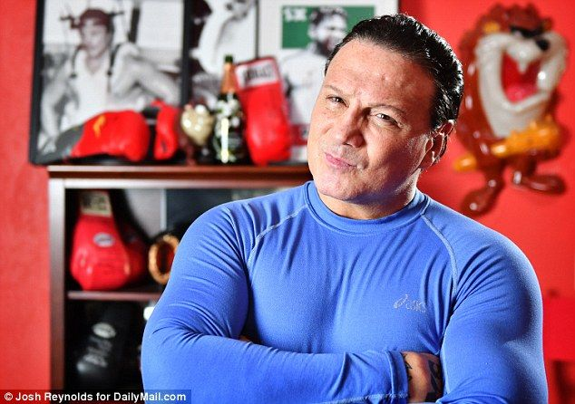 Ringside Boxing Show: A five-alarm interview with 'The Pazmanian Devil'