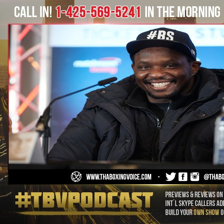 ☎️Dillian Whyte: Deontay Wilder Will Never Fight Again – 'He's A Coward And A Disgrace'😱