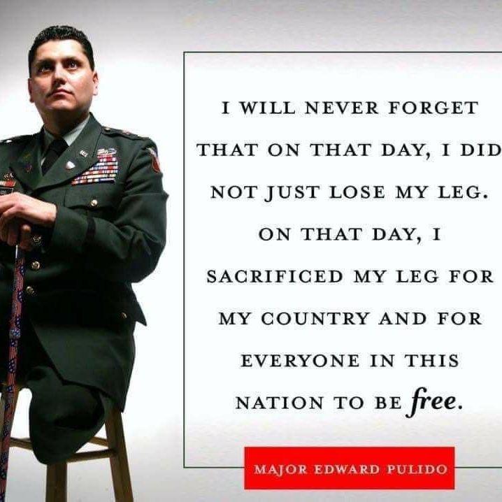 MAJOR ED PULIDO, U.S. ARMY (RET.)   The SitRoom