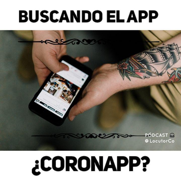 Buscando la CoronApp ...