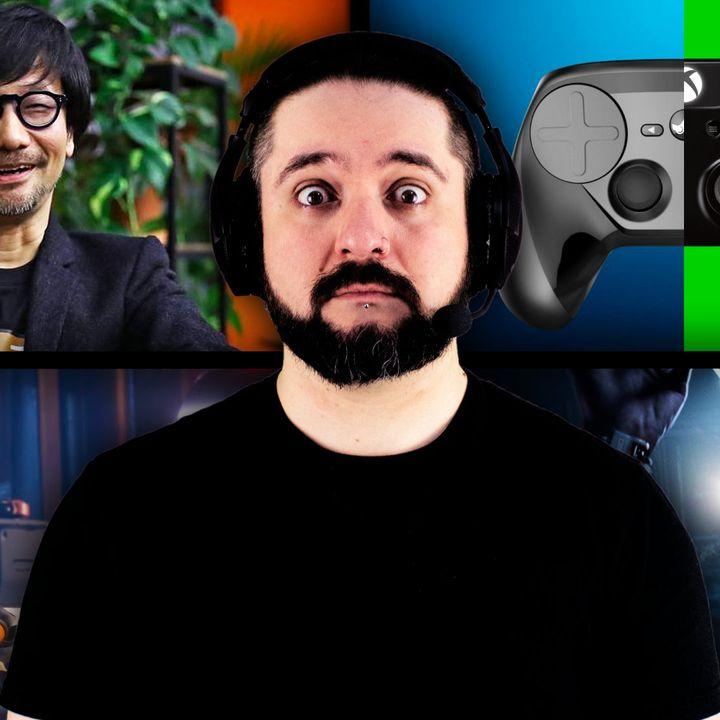 KOJIMA ALL' E3?! | XBOX: ACCORDO CON STEAM?! | RATCHET & CLANK: SUPER VOTI! ▶ #KristalNews #11