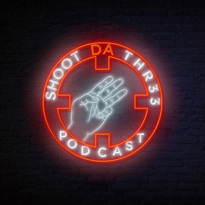 This Big Draco ZaZa😤   ShootDaThree(3) Podcast Ep.36