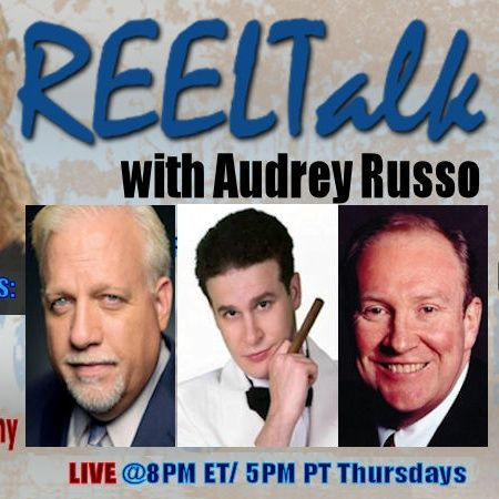 REELTalk:Author of Ball of Collusion, Andrew McCarthy, CBNNews Senior Reporter Dale Hurd and Comedian and Comedy Writer Mike Fine