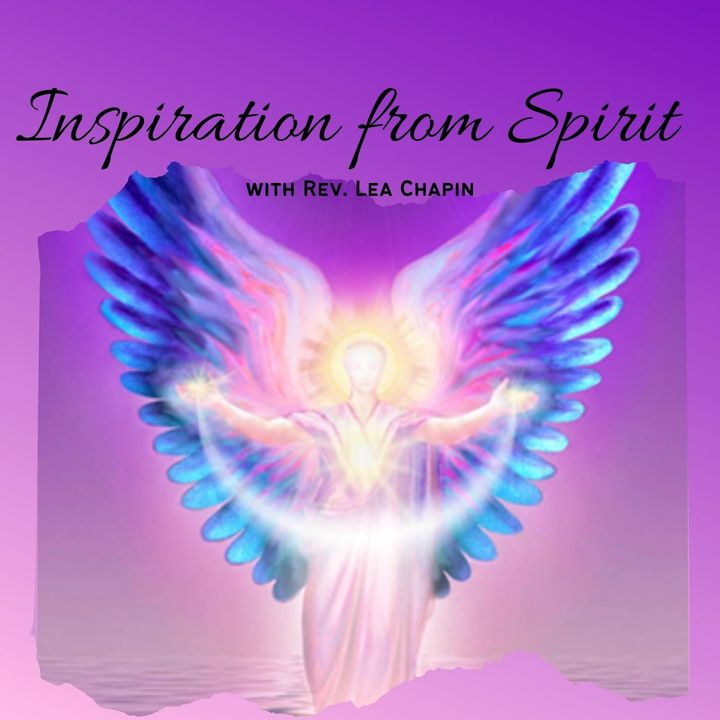 15March2021 Inspiration from Spirit Special Guest Rev Tiffany White Sage Woman