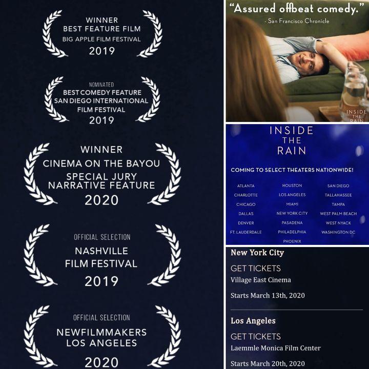 INSIDE THE RAIN Official Trailer (2020) Romance, Comedy, Drama Movie HD