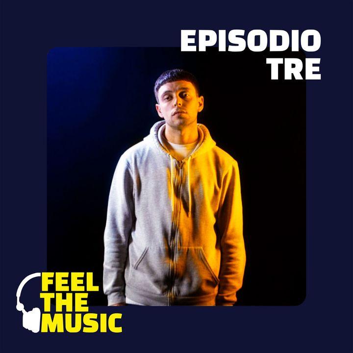 Episodio TRE: musica (?) di SOTTOFONDO.