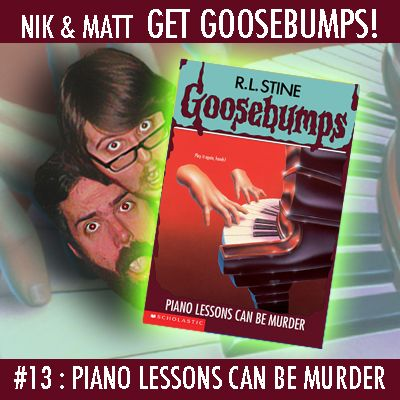#13: Piano Lessons Can Be Murder