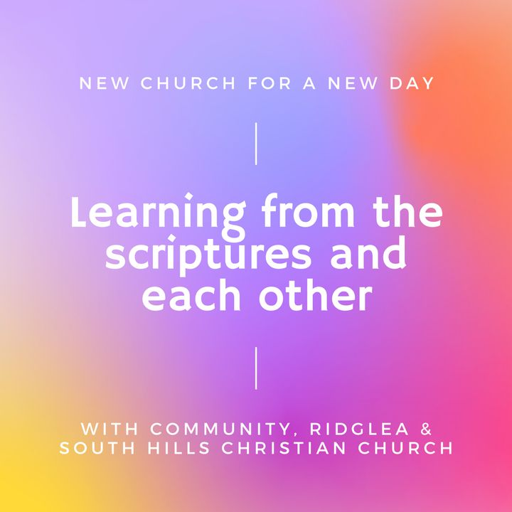 New Church for a New Day