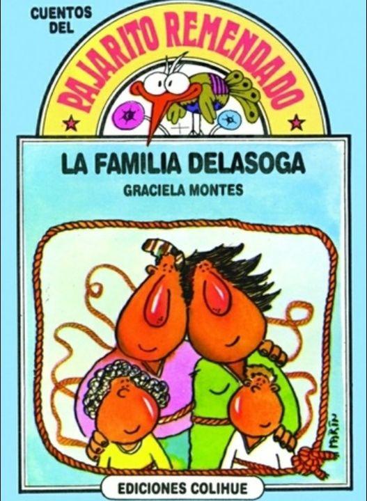 La familia Delasoga, cuento infantil de Graciela Montes