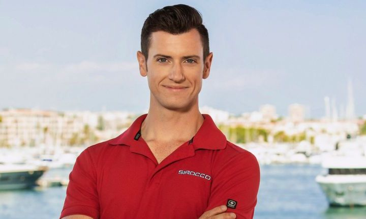 James & Florence talk to Below Deck Star Colin Macy-O'Toole on his latest show on Bravo, Galley Talk