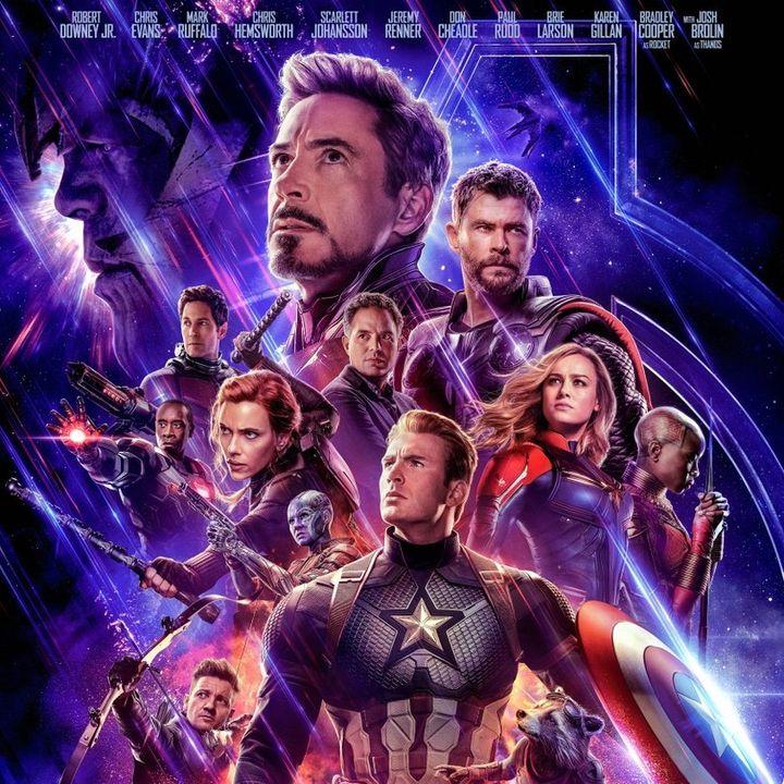 Ep 54: Captain Marvel Recap / Avengers: Endgame & Aladdin trailers