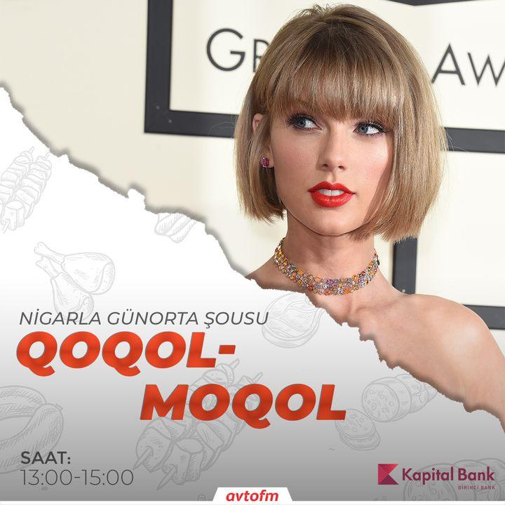 Taylor Swift-in ən sevdiyi yeməklər   Qoqol-moqol #3