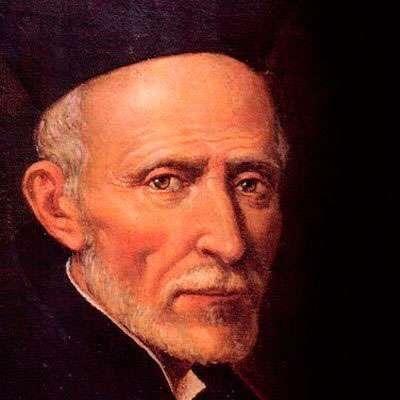 San José de Calasanz, fundador de los Escolapios