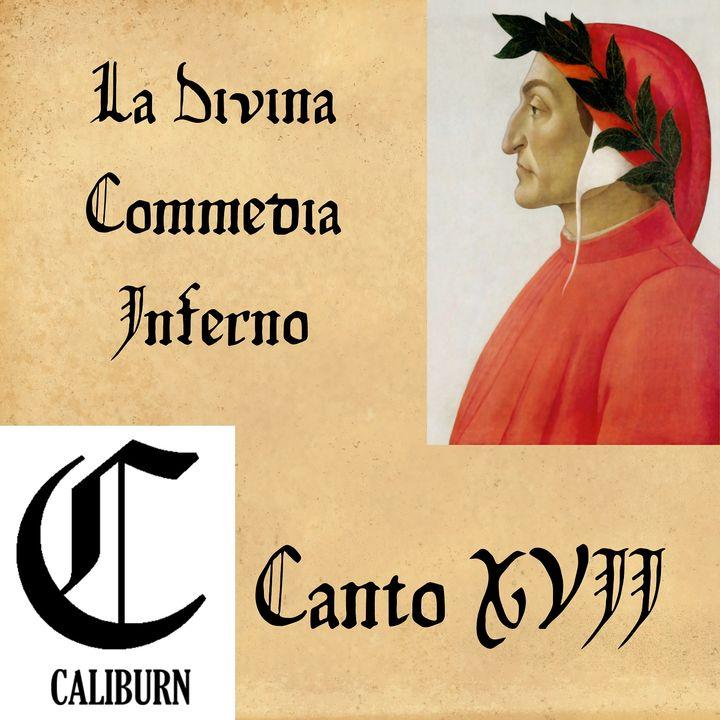 Inferno - canto XVII - Lettura e commento
