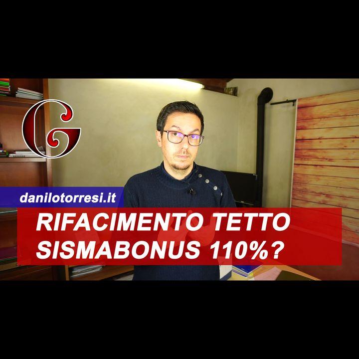 Rifacimento del tetto col Super Sismabonus 110%