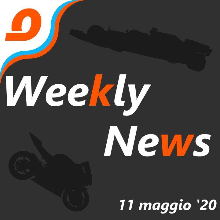 Prove di ripartenza in MotoGP, nasce la LMDh. Sainz in Ferrari? (Weekly News 11 maggio '20)