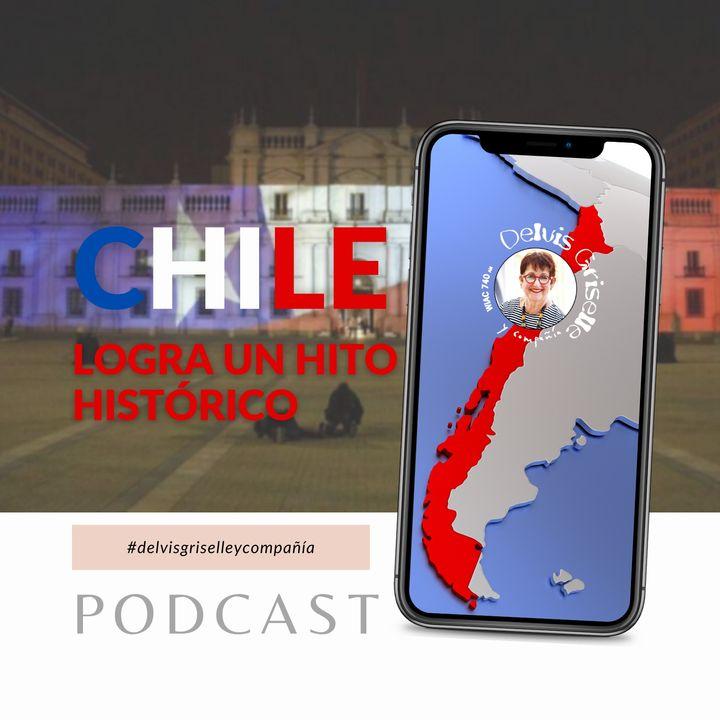 Chile ante un hito histórico