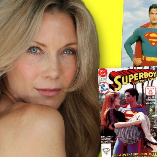 #371: Stacy Haiduk on bringing Lana Lang to life on The Adventures of Superboy!