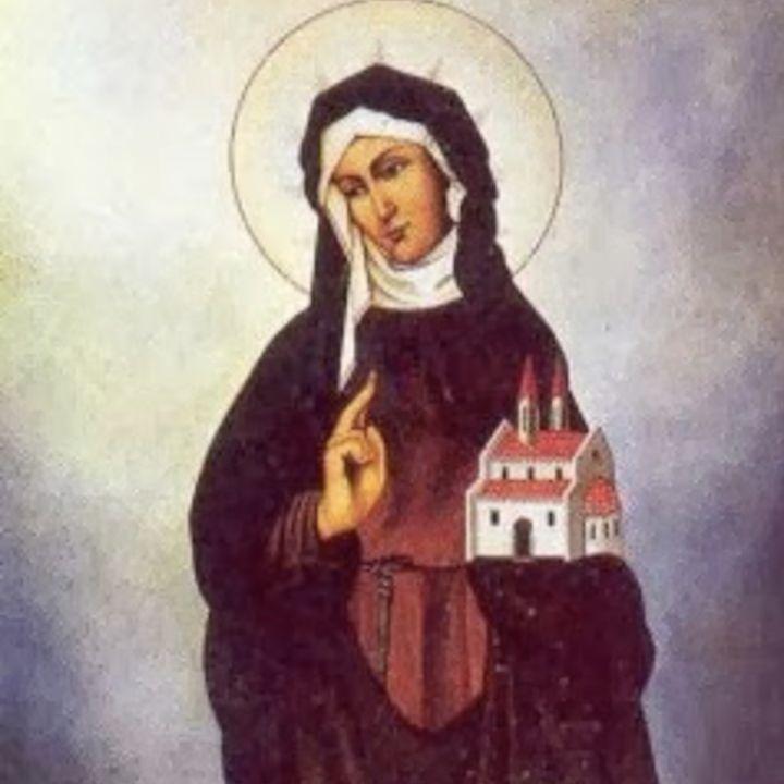 Santa Ines de Praga, religiosa Clarisa