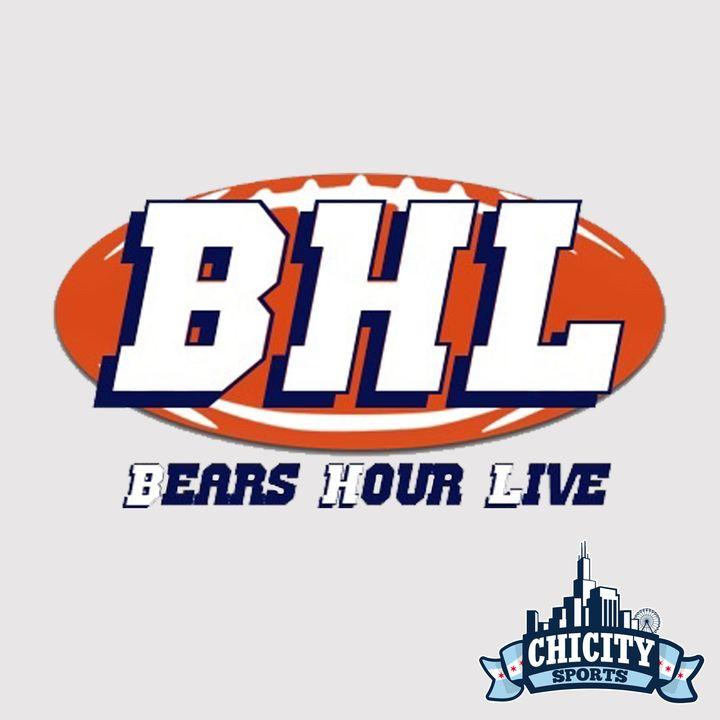 Bears Hour Live - Week 2 vs Cincinnati