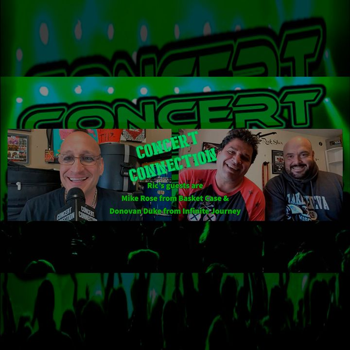 TCC Feb 3 2021 Ric's guests are Mike Rose and Donovan Duke