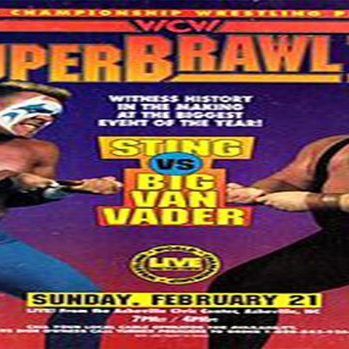 ENTHUSIASTIC REVIEWS #129: WCW SuperBrawl III 1993 Watch-Along
