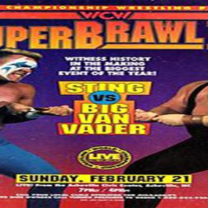 ENTHUSIASTIC REVIEWS #129: WCW SuperBrawl III 1993 Watch-Along