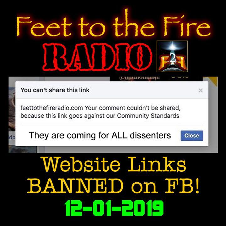 F2F-Radio: Website Links Banned on FB
