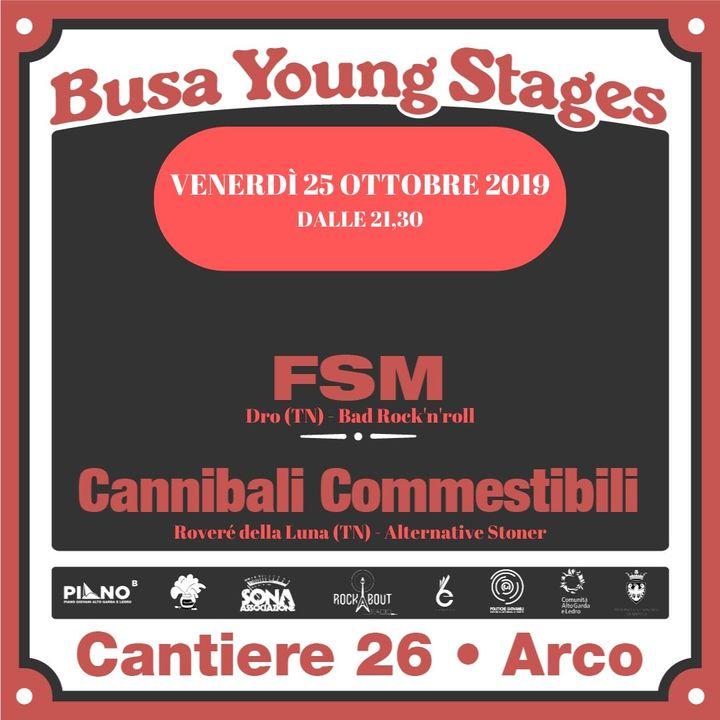 Volume 1 - FSM e CANNIBALI COMMESTIBILI - 25 ottobre 2019