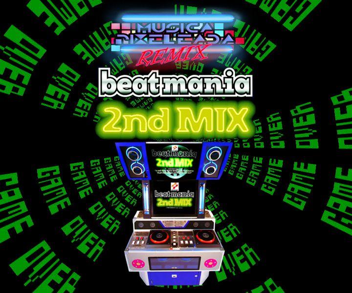 Beatmania 2ndMix (Arcade)