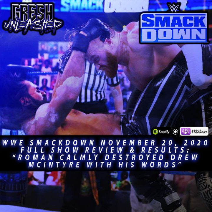 """ROMAN: """"YOU'RE JUST A SECONDARY CHAMPION""""; GO-HOME TO SURVIVOR SERIES 