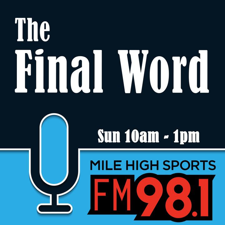 August 29: Hour 1 - Good teams with no QB, Broncos vs Rams preseason finale, Todd Romero, Arnie Stapleton