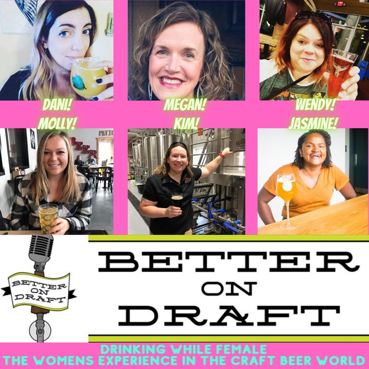 Drinking While Female : The Women's Experience in the Craft Beer World (Part 1)
