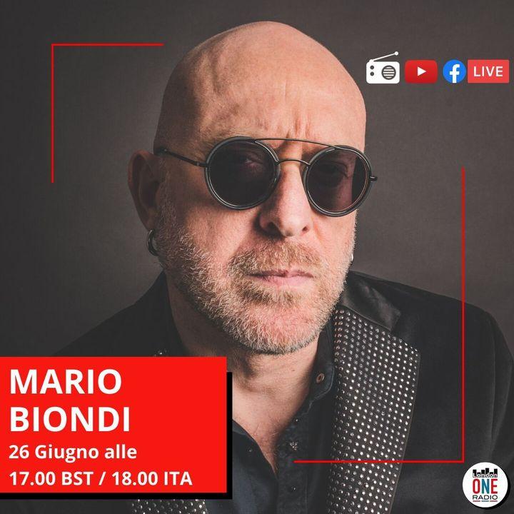 """Mario Biondi: Facciamo l'amore con """"Paradise Alternative Producitons"""""""