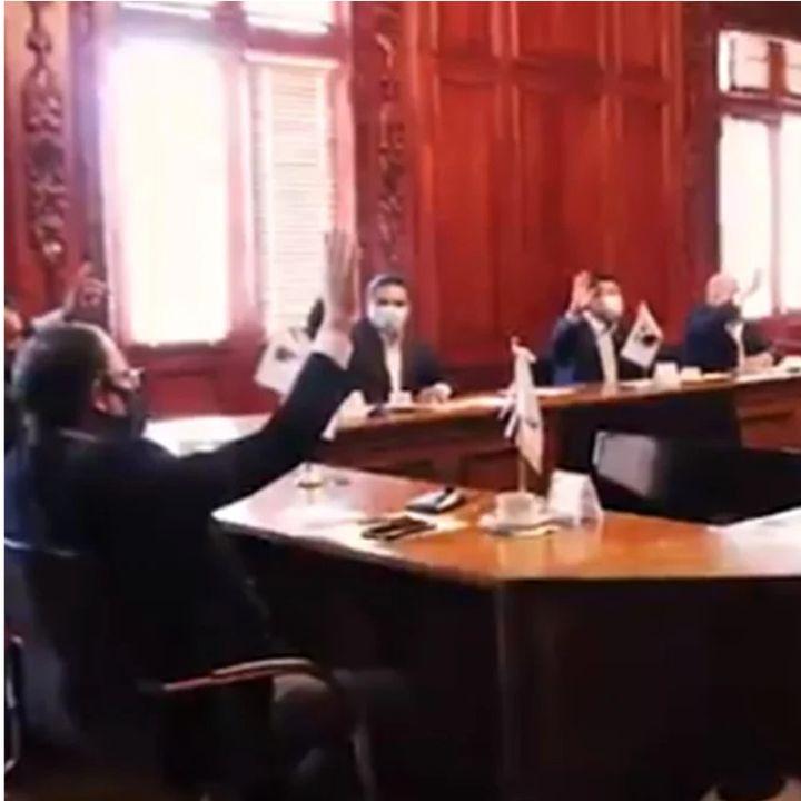 Gobernadores son libres de dejar la Conago