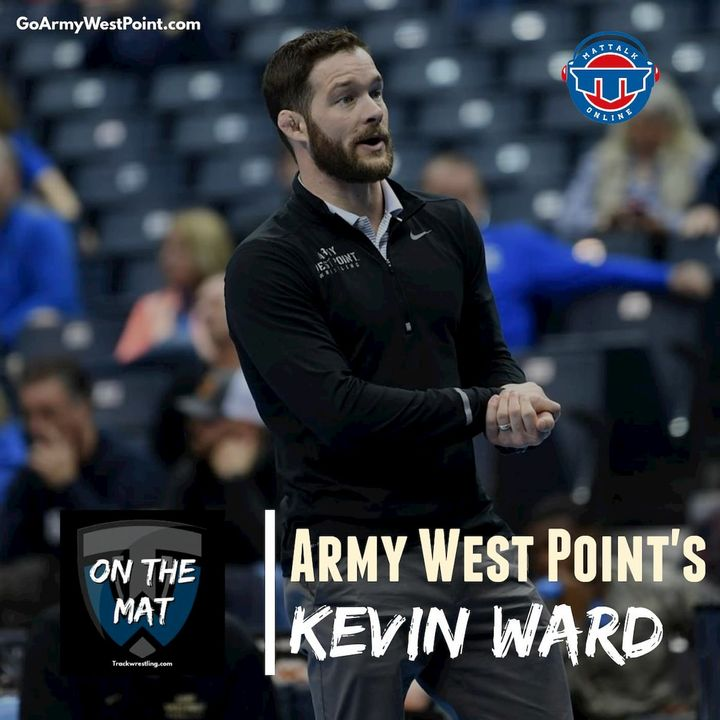 Army West Point Head Coach Kevin Ward - OTM602